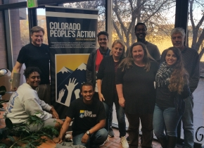 Colorado People's Action. CPA. 2017 Elections Aurora Canvass