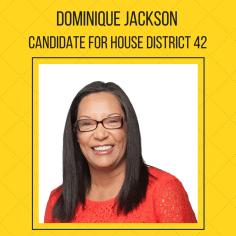 Dominique Jackson Colorado House District 42 endorsement colorado people's action