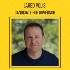 Jared Polis Colorado People's Action Governor endorsement