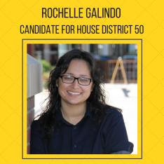 Rochelle Galindo colorado house district 50 colorado people's action endorsement